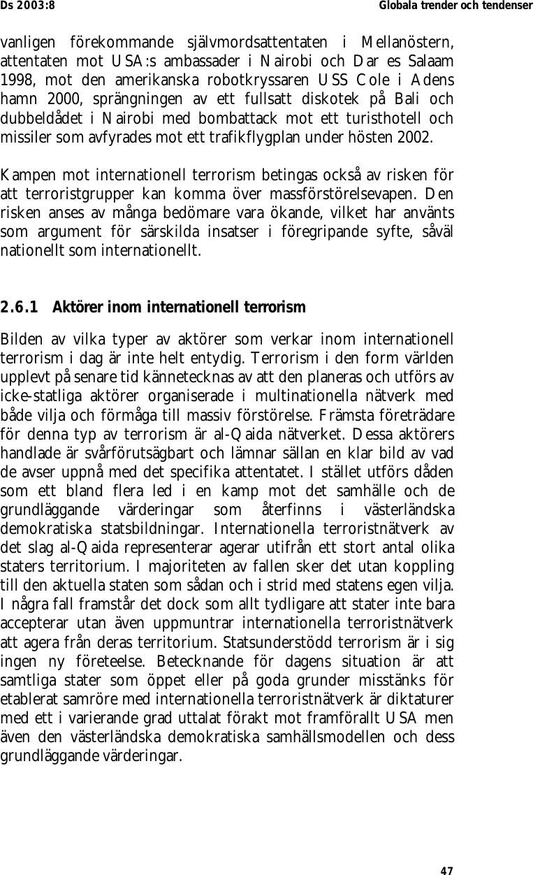 Atgardskrav mot islamister i libyen