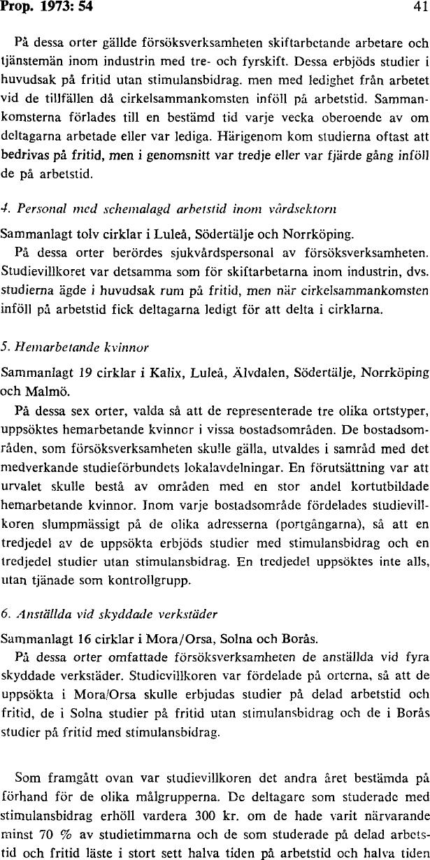 KungI. Maj ts proposition till riksdagen angående vuxenutbildning ... 54779b5d394ca