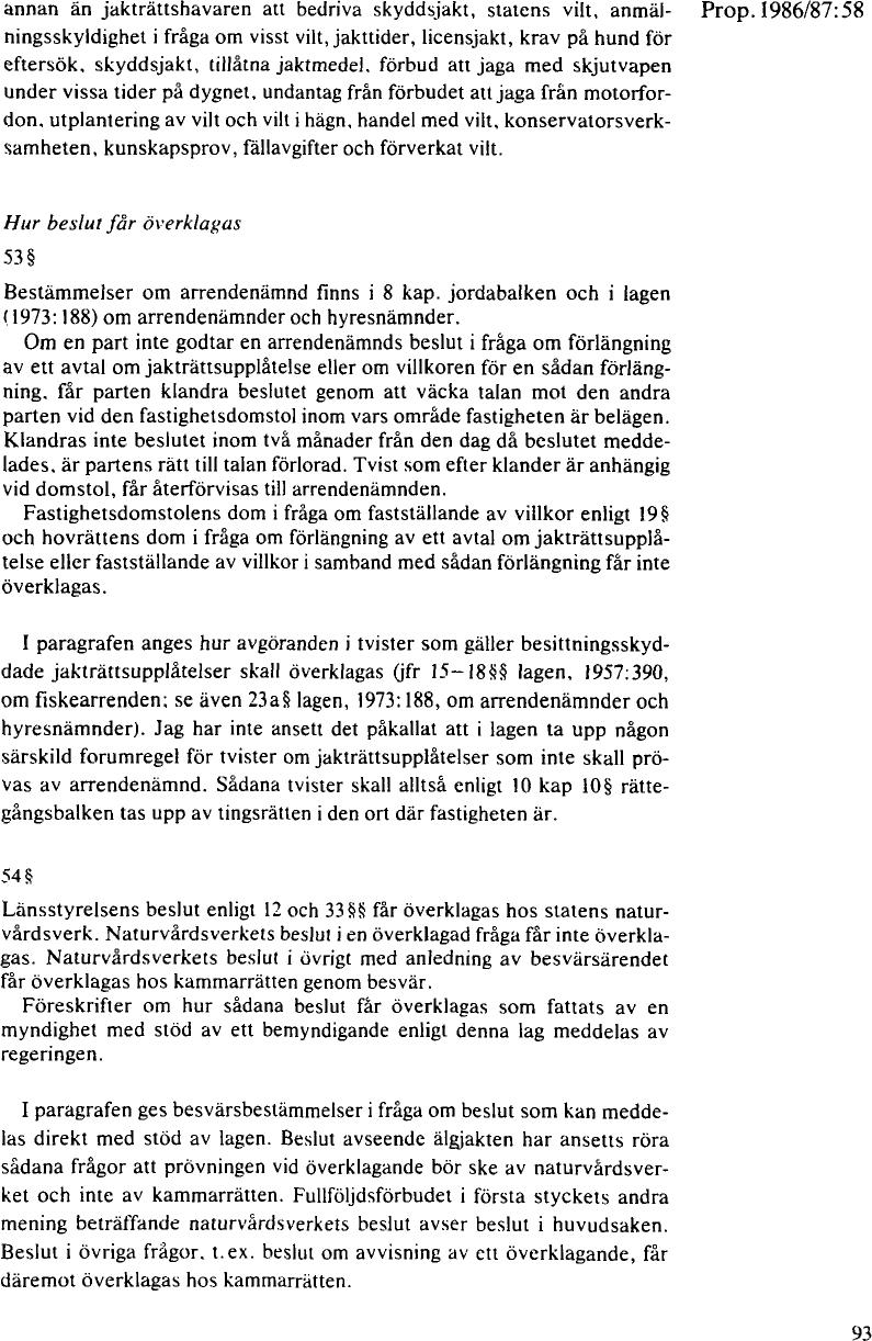 Skattemedel finansierar inte svenska jagareforbundet