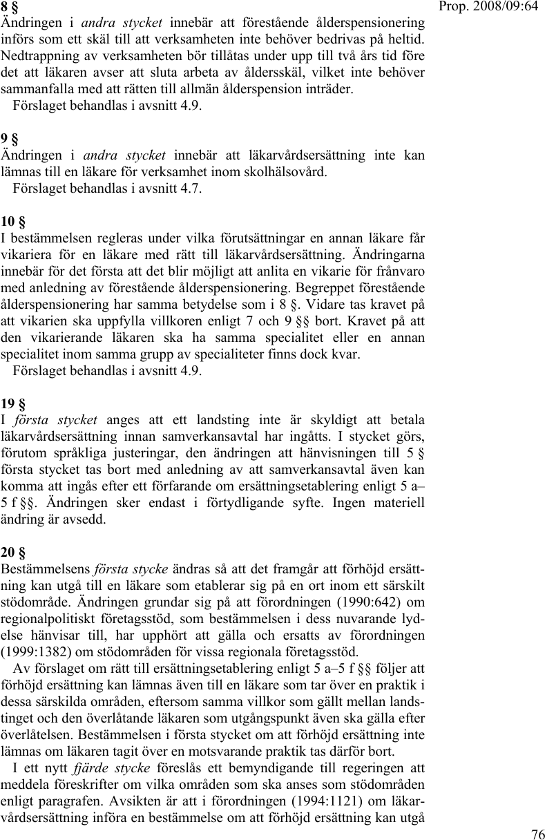 c558fdc6121 Ersättningsetablering för vissa privata vårdgivare, m.m. | lagen.nu