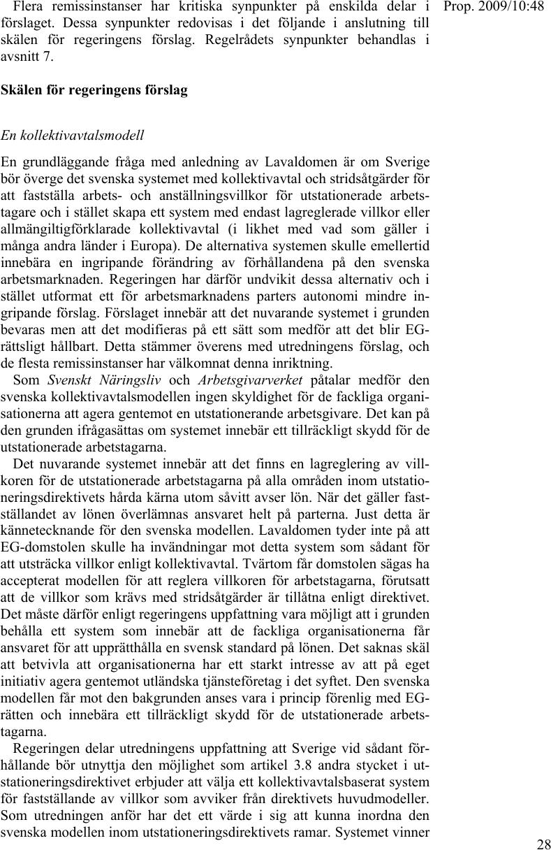 Tco kritiskt mot lettisk inblandning