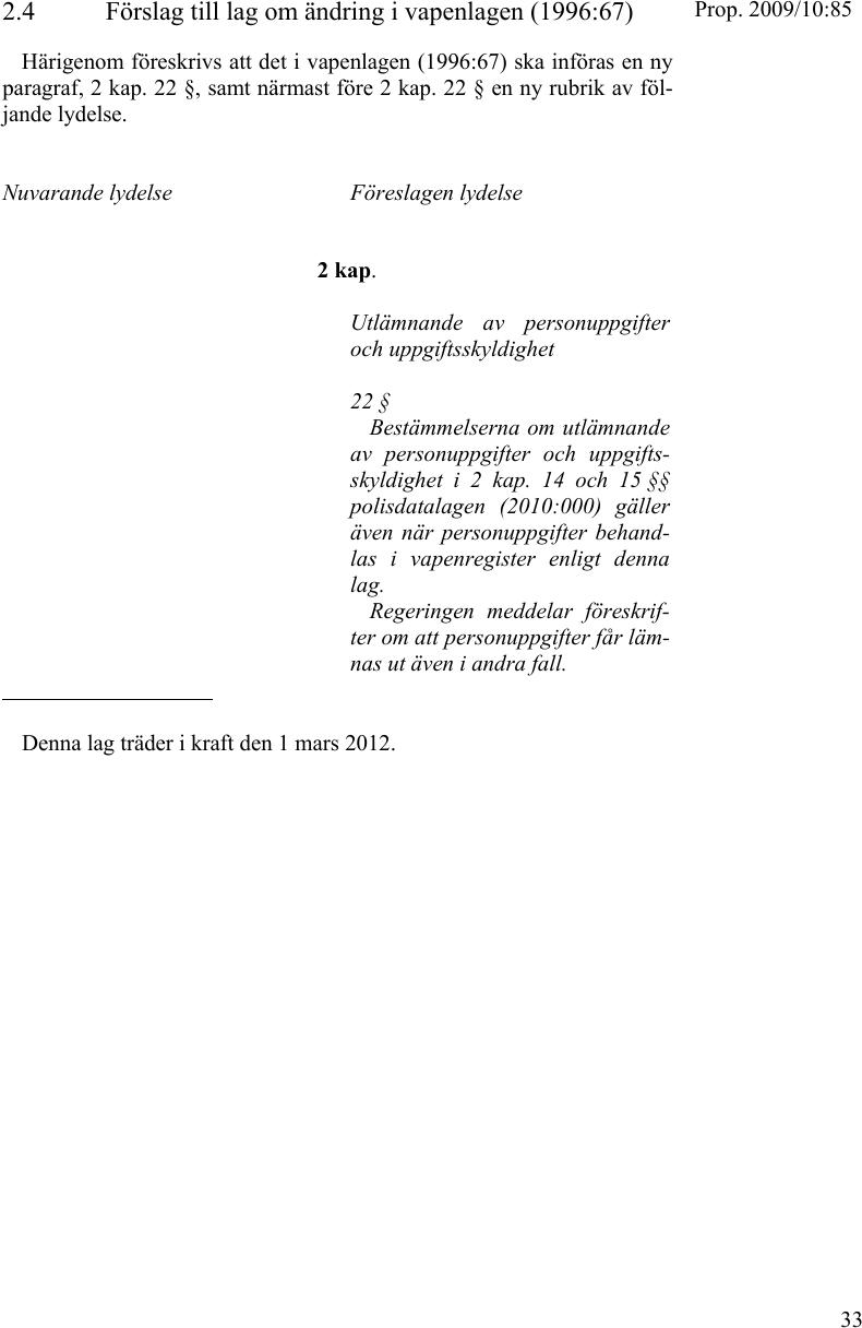 Samarbete over myndighetsgranserna operativa radets insatser under 2010
