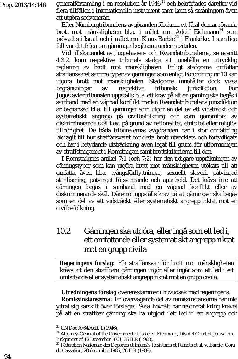 Fn rapport fortsatta brott i darfur