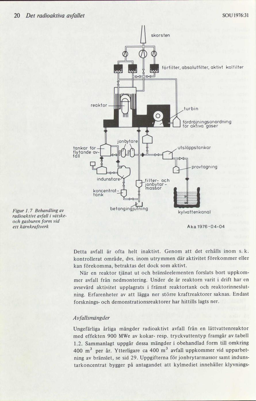 Ny ledning for gruva med radioaktivt avfall 3