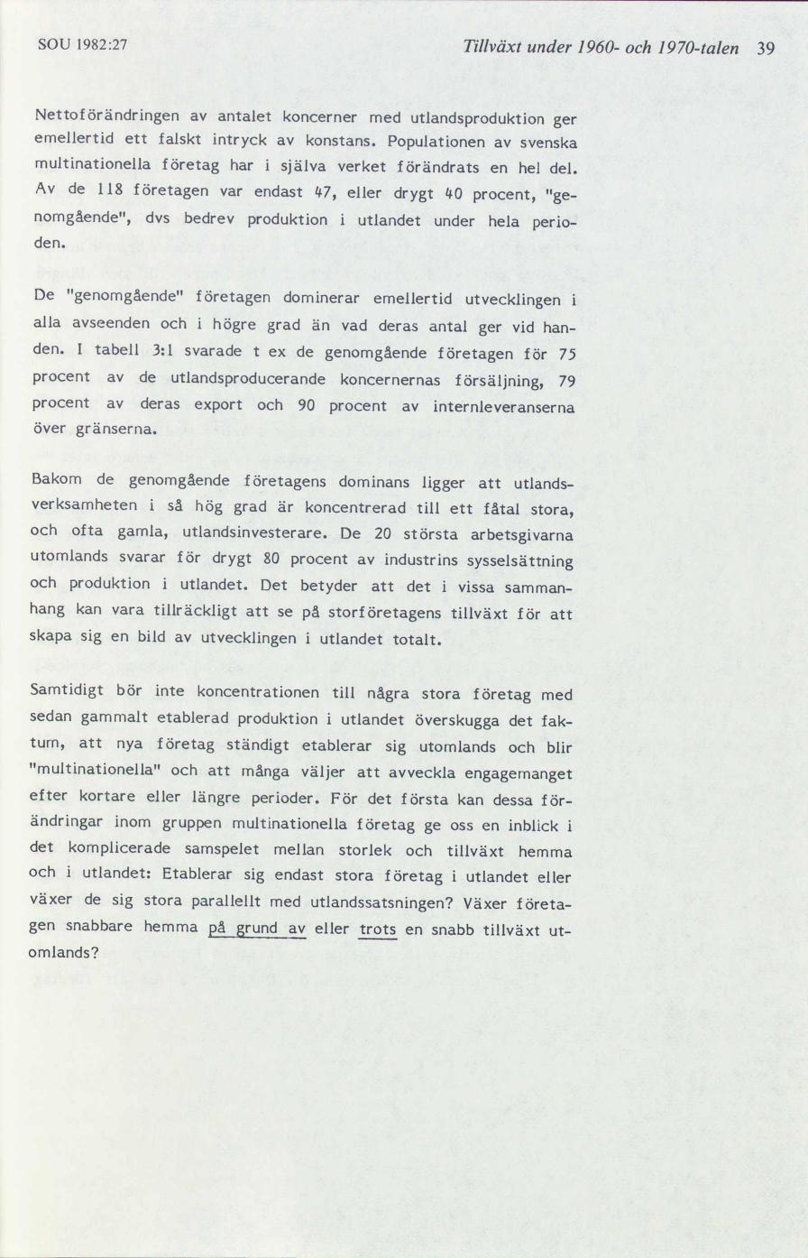 Svensk industri i utlandet   en analys av drivkrafter och effekter ... 4ef69b4247da9