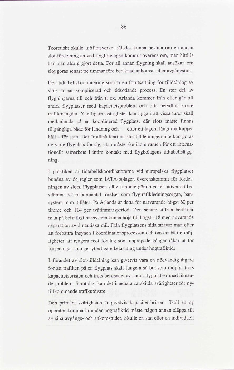 7737a9f5b178 Konkurrens i inrikesflyget : delbetänkande | lagen.nu