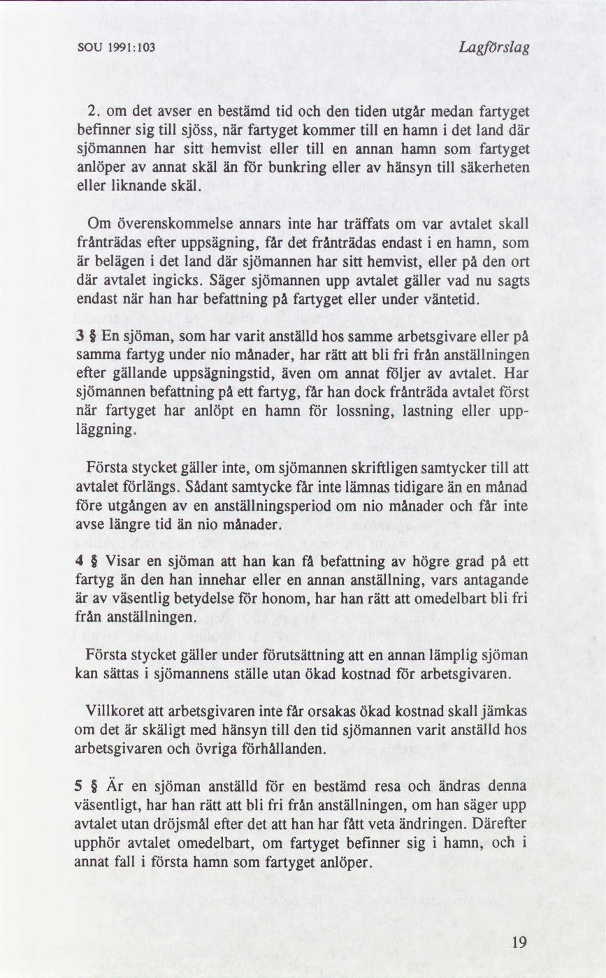 Danmark avtal for kommunalt anstallda i hamn