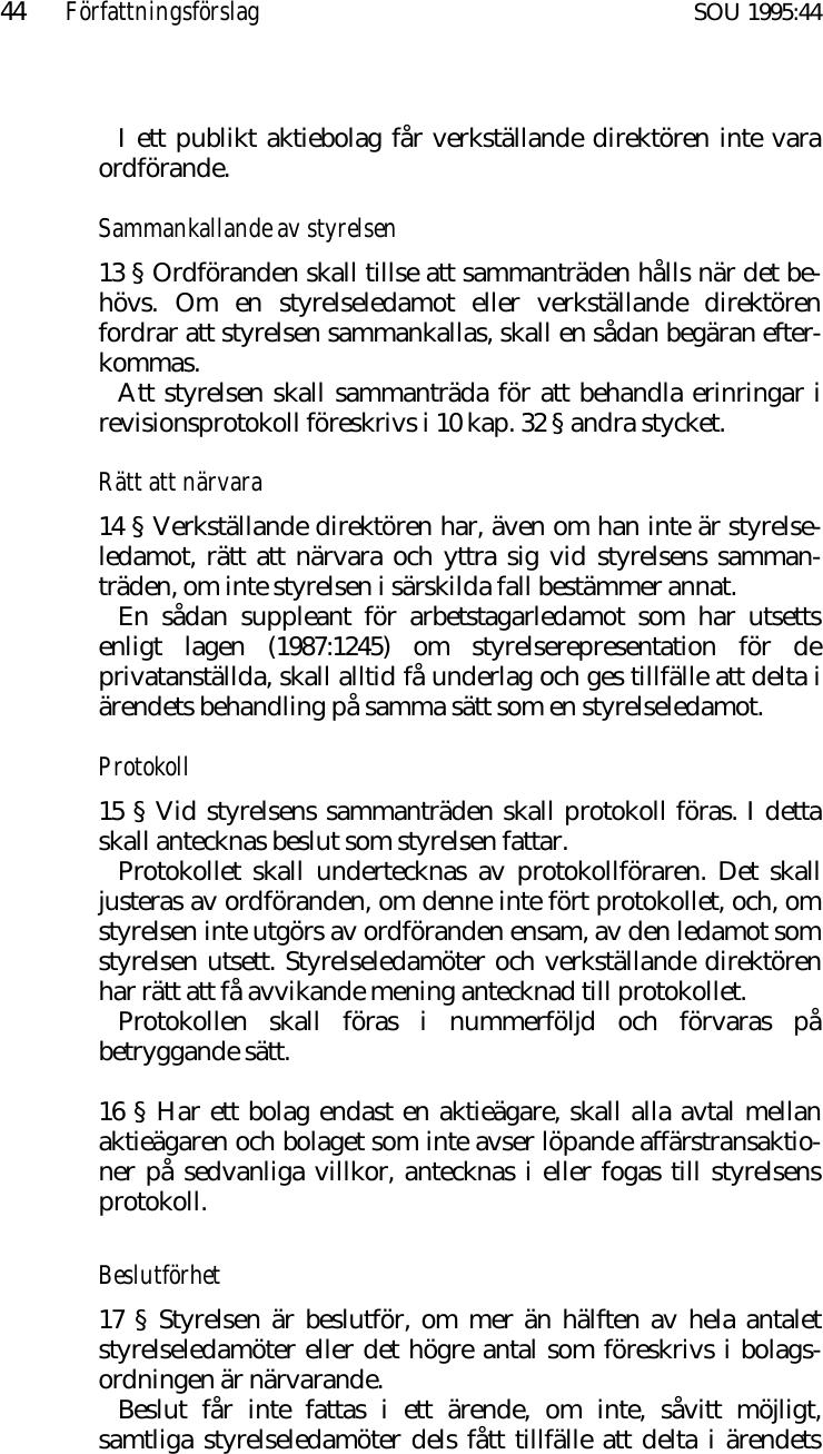 Skandias styrelse fick ansvarsfrihet