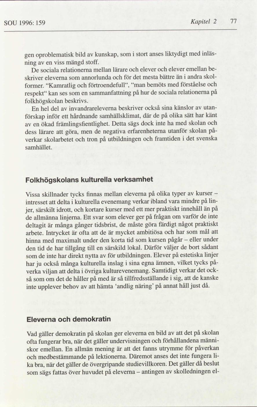 Folkbildningen - en utvärdering   slutbetänkande  b6d815295cd1e