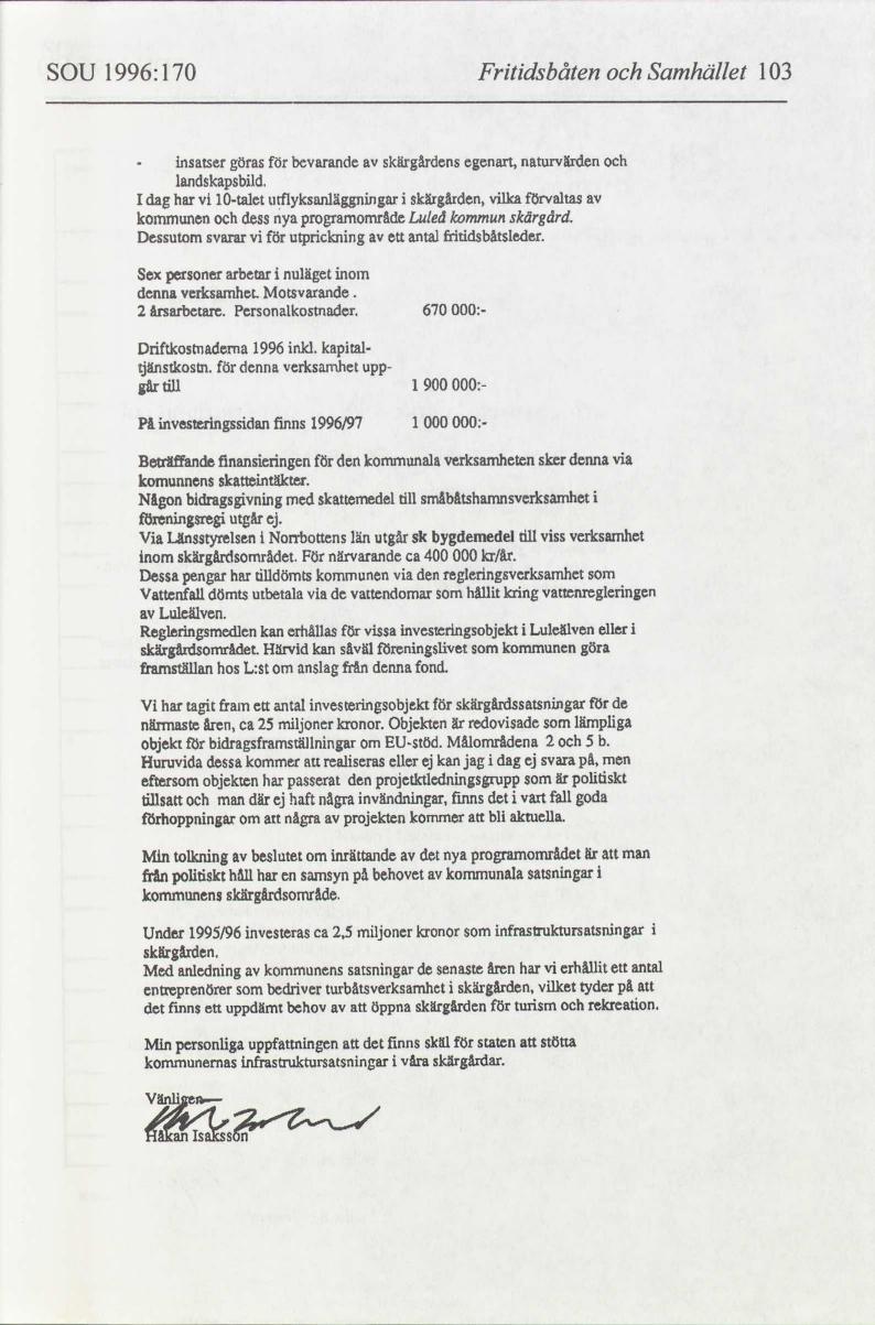 Namn och nytt idag 1996 10 22
