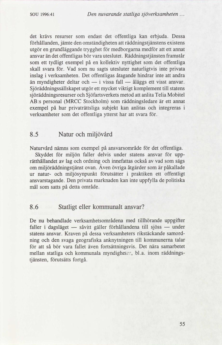 Umea kan fa ansvar for norrlandskt polisarbete