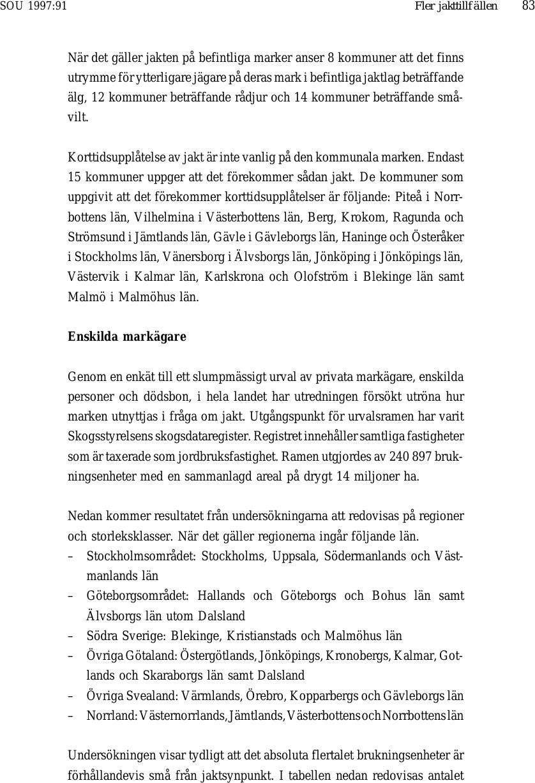 vanner med formaner platser gratis östergötland