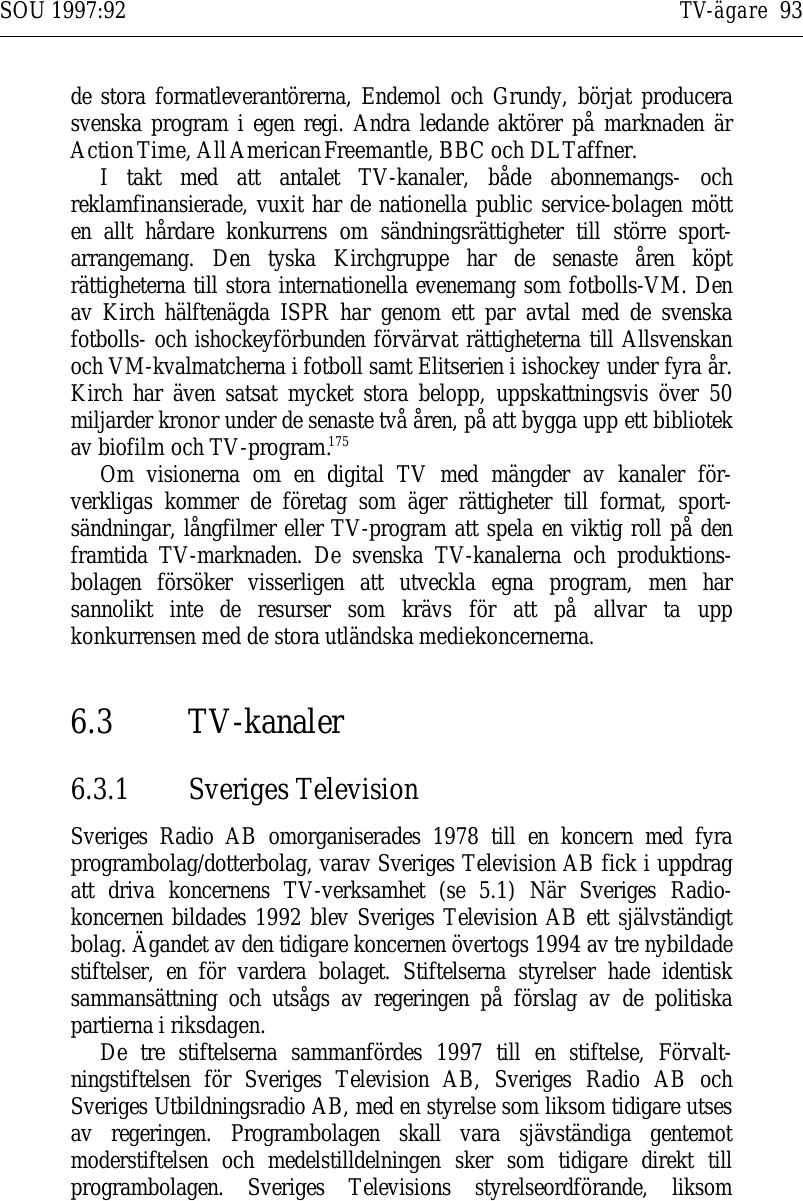 Facklig offensiv mot tv bolag