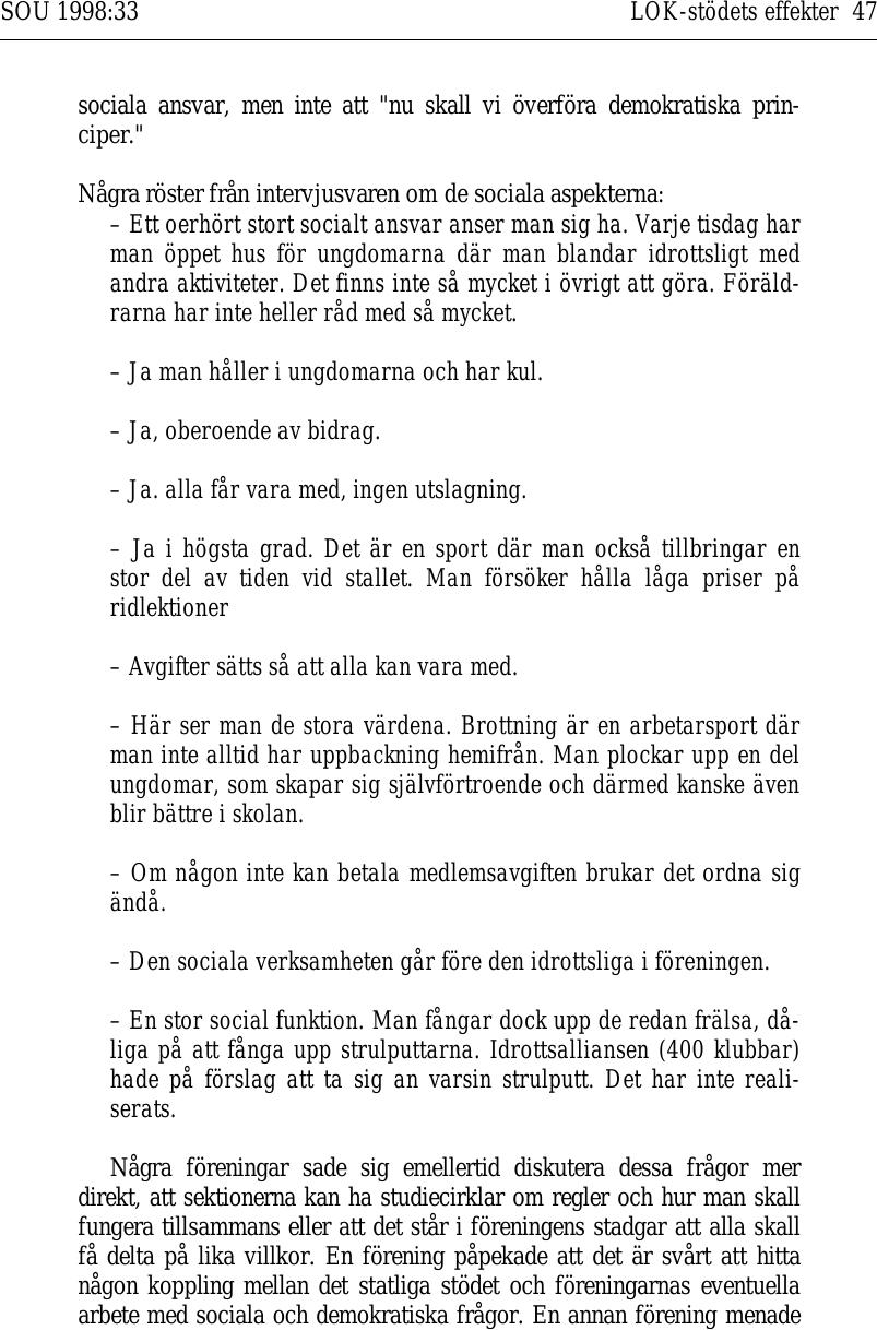 d417c562fb73 Historia, ekonomi & forskning - fem rapporter om idrott | lagen.nu