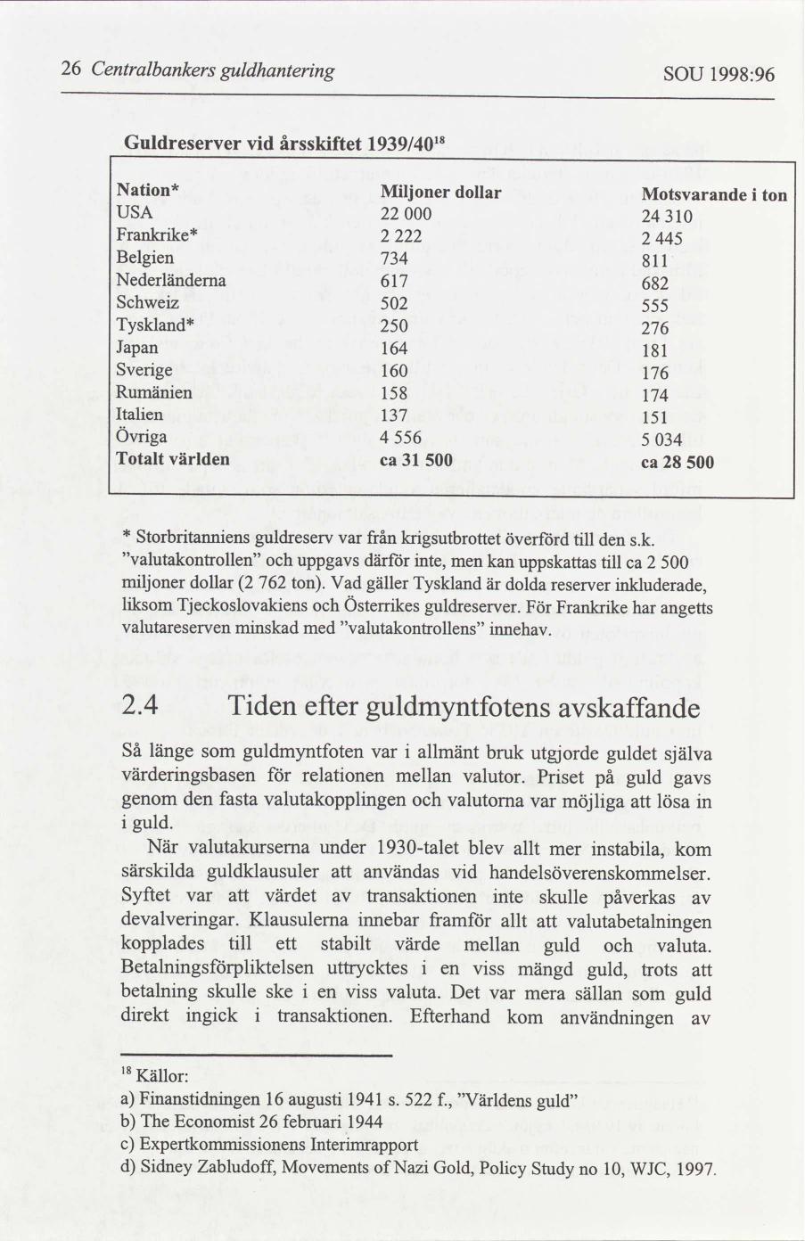 Nazioffers pengar soks i schweiz