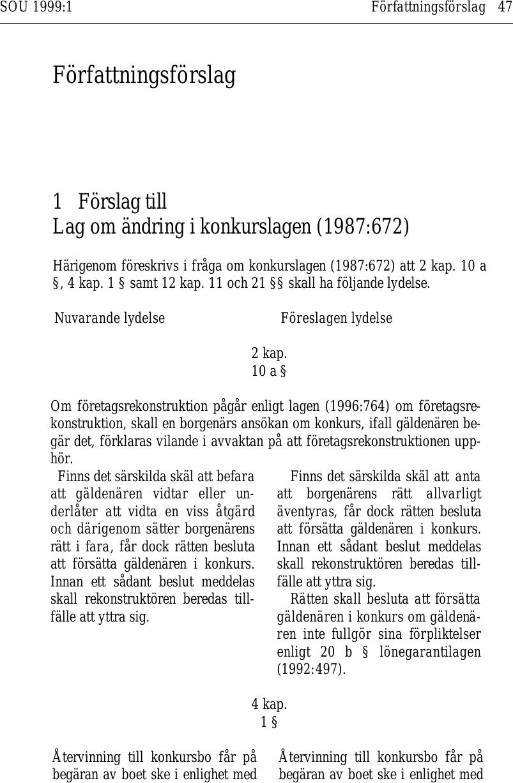 Personnytt utnamningar 1999 03 16