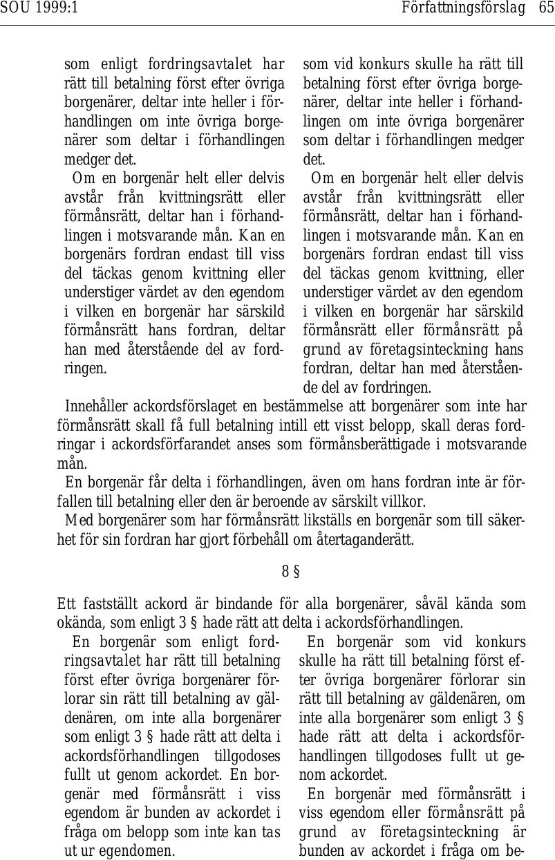 Personnytt avhandling 1999 09 23