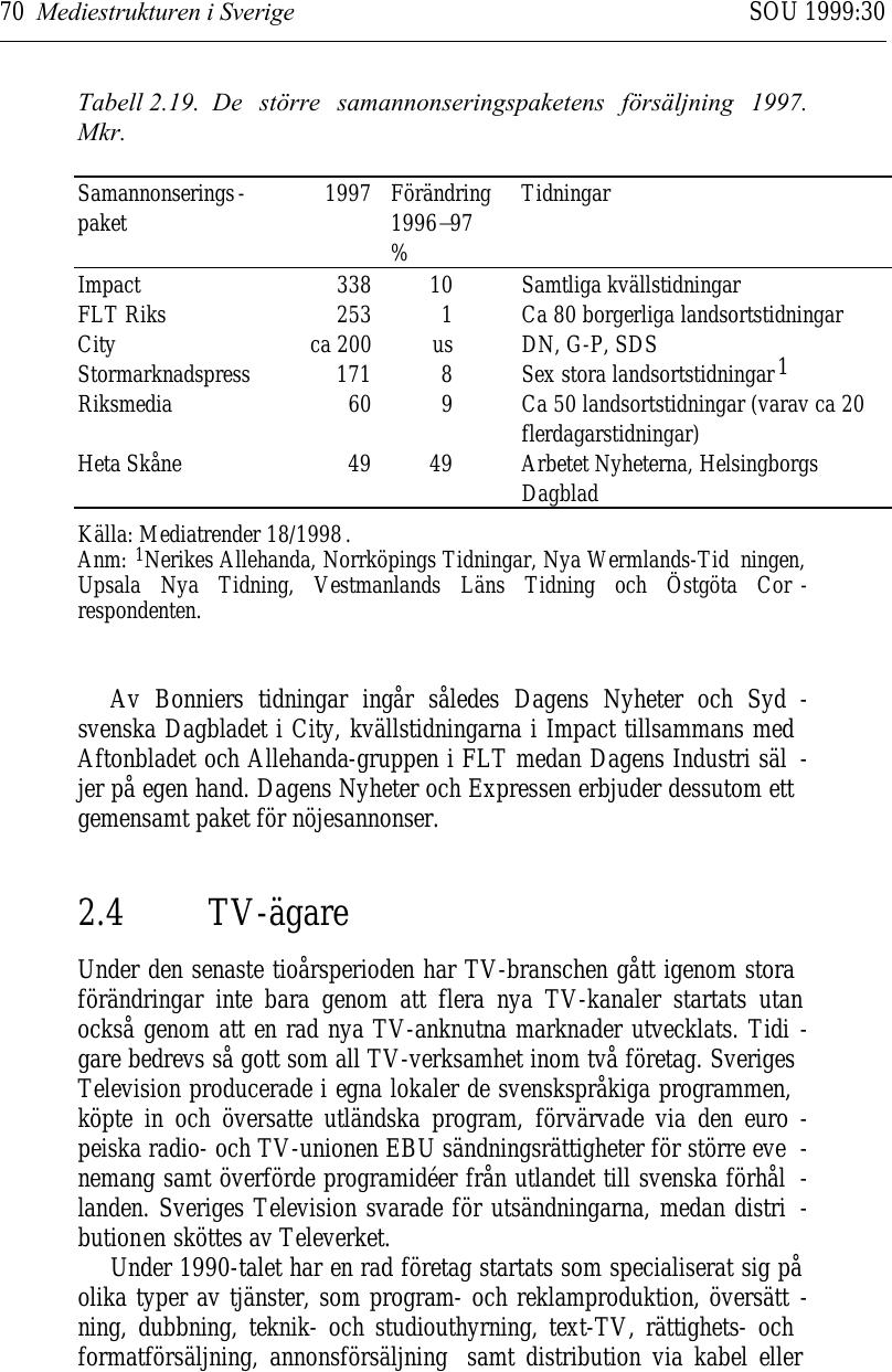 Namn och nytt 1999 10 30
