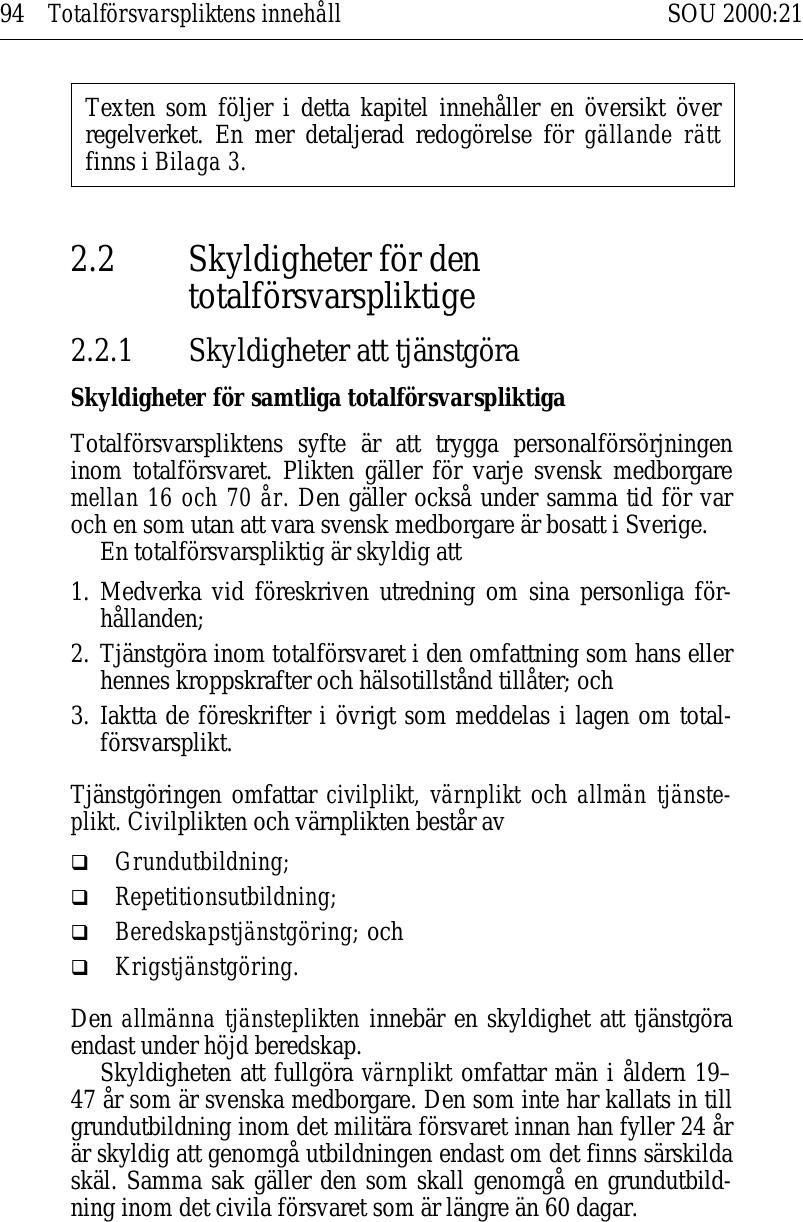 Farre krankningar inom forsvaret 3