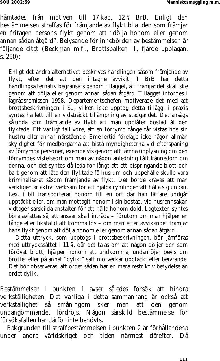 Vanliga danskar manniskohandlare
