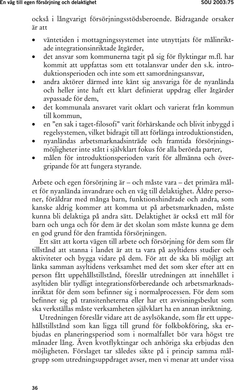 Danmark talar om sovande flyktinghandlaggare