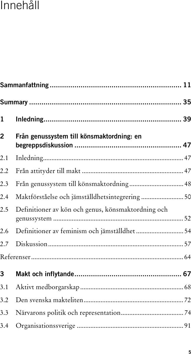 Utnamningen av orback ett slag mot feminismen