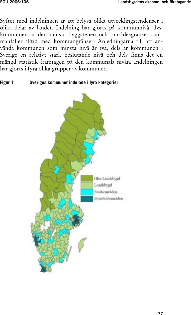 Oecd fastighetsskatt kan starka landsbygd