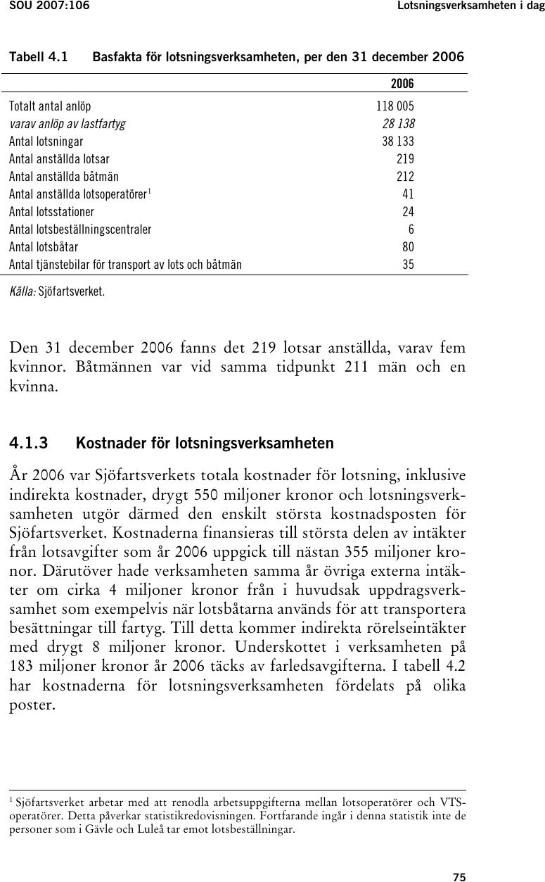 En svensk besattningsman saknas fortfarande kalmar
