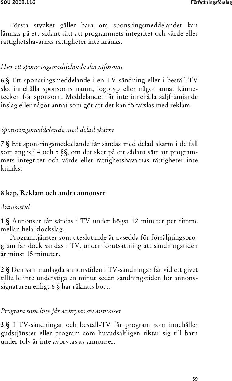 Rattegang om tv 4s reklamavbrott inleds