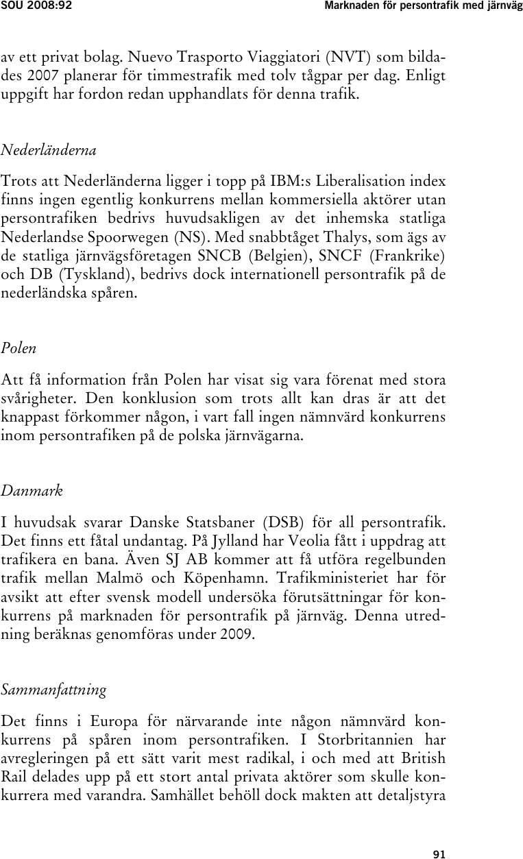 Kraftiga forseningar pa norrlandstag