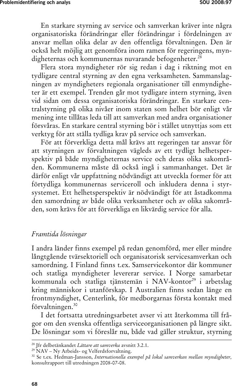 Veckans citat 2008 07 13 2