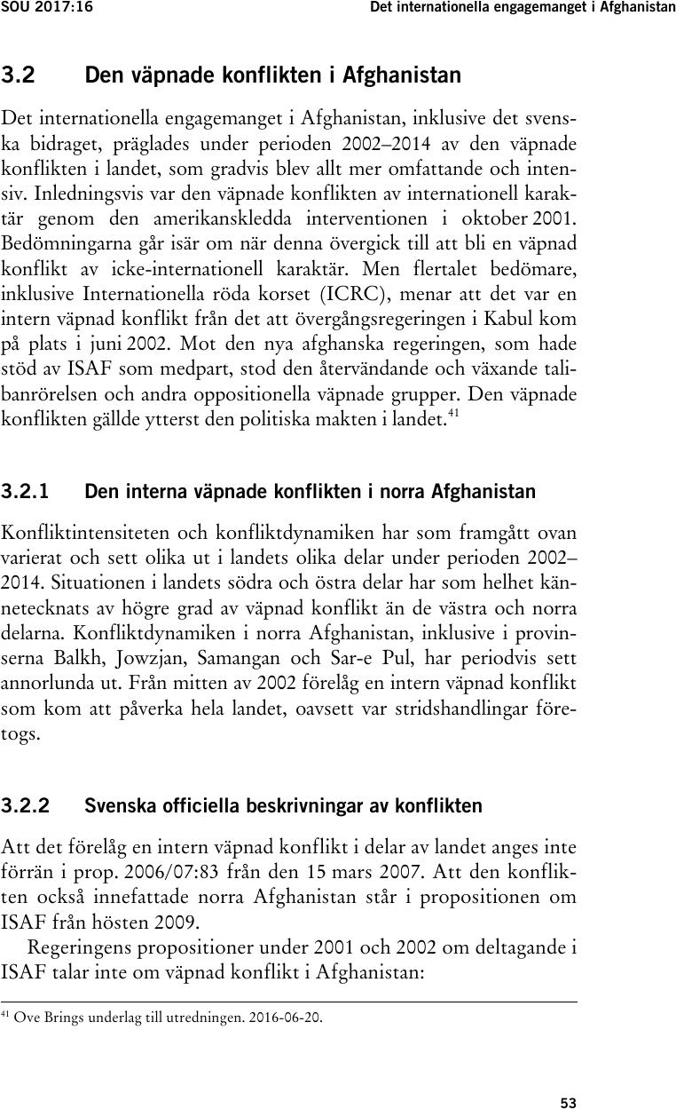Hrw utred overgrepp i afghanistan