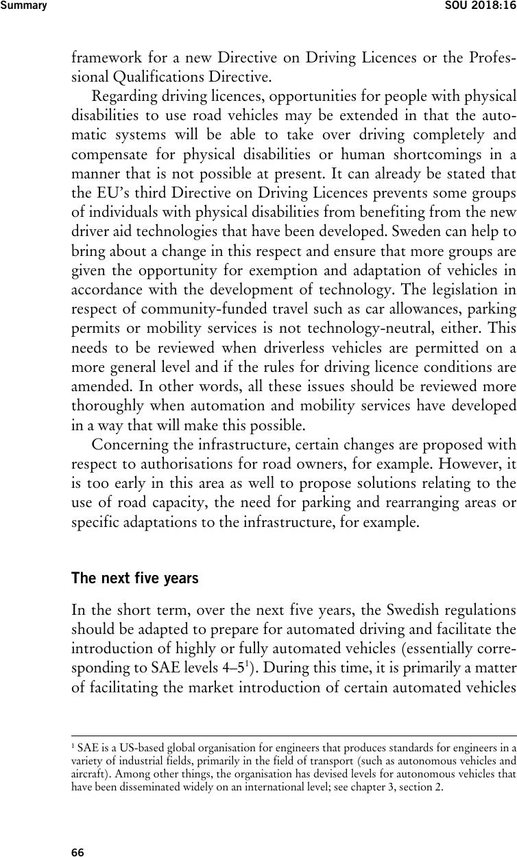d860acc0e4c7 Vägen till självkörande fordon - introduktion   lagen.nu